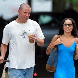 Zoë Kravitz y Channing Tatum, de paseo por las calles de Nueva York