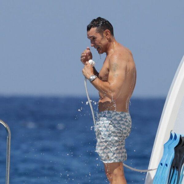 Famosos disfrutando del verano 2021 en Ibiza y Formentera