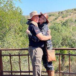 Charlene de Mónaco y Alberto de Mónaco, muy cariñosos en su reencuentro