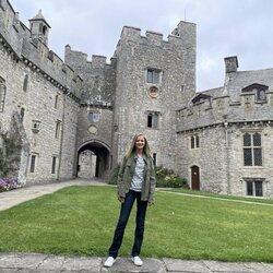 La Princesa Leonor en el internado UWC Atlantic College de Gales