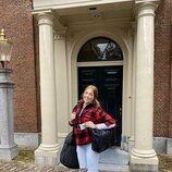 La Princesa Alexia de Holanda se marcha al internado UWC Atlantic College de Gales