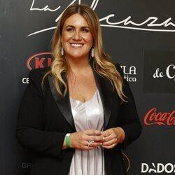 Carlota Corredera en los Premios Alcazaba 2021