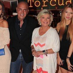 Terelu Campos celebra su cumpleaños con Alejandra Rubio, Kiko Matamoros y Marta López