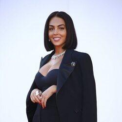 Georgina Rodríguez en la premiere de 'Madres paralelas' en el Festival de Venecia 2021