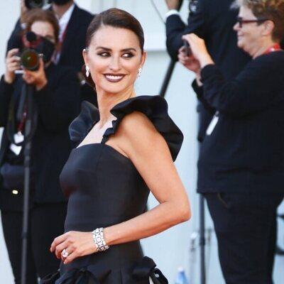 Penélope Cruz en la premiere de 'Madres paralelas' en el Festival de Venecia 2021