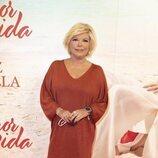 Terelu Campos en el estreno de la obra de teatro 'El humor de mi vida'