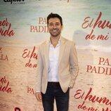 Marc Calderó en el estreno de la obra de teatro 'El humor de mi vida'