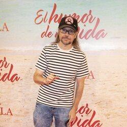 Santiago Segura en el estreno de la obra de teatro 'El humor de mi vida'