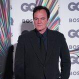 Quentin Tarantino en los premios GQ Hombre del Año 2021