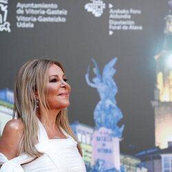 Ana Obregón posa en el FesTVal 2021