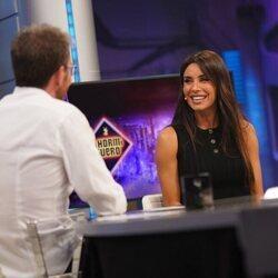 Pilar Rubio con pablo Motos en 'El Hormgiuero'