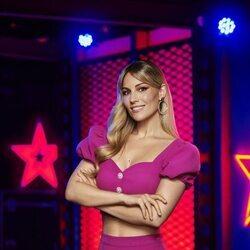 Edurne posa durante la promoción de la séptima temporada de 'Got Talent'