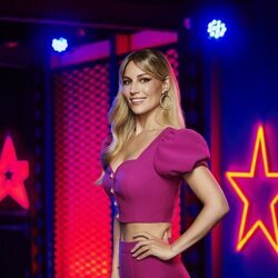 Edurne promociona la séptima temporada de 'Got Talent'