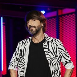 Santi Millán posa durante la promoción de la séptima temporada de 'Got Talent'