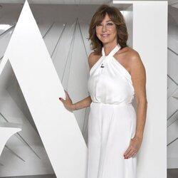 Ana Rosa Quitana presentando la temporada 2021/2022 de 'El programa de AR'