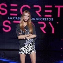Alejandra Rubio en la primera gala de 'Secret Story'