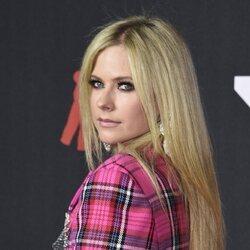 Avil Lavigne en los MTV VMAs 2021