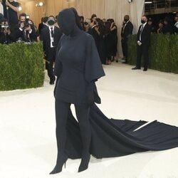 Kim Kardashian en la MET Gala 2021
