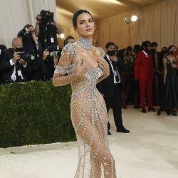 Kendall Jenner en la MET Gala 2021