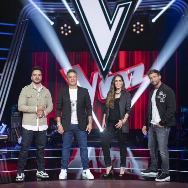 Coaches de 'La Voz 2021'