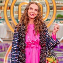 Victoria Abril, concursante de 'Masterchef Celebrity 6'