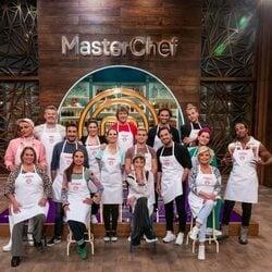 Posado oficial de los concursantes de 'Masterchef Celebrity 6'