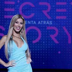 Oriana Marzoli en la primera gala de 'Secret Story: Cuenta atrás'