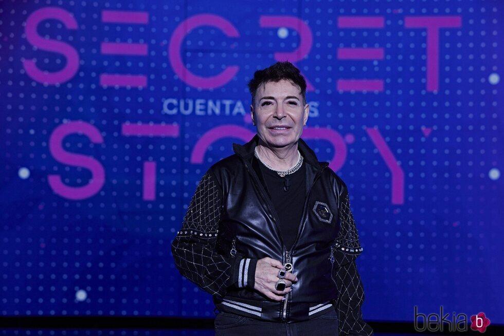 Maestro Joao en la primera gala de 'Secret Story: Cuenta atrás'