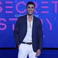 Kiko Jiménez en la primera gala de 'Secret Story: Cuenta atrás'