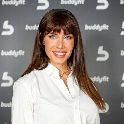 Pilar Rubio, imagen de una plataforma de entramiento