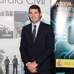 Iker Casillas colabora con la Guardia Civil para promover el talento joven