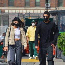 Kendall Jenner y Devin Booker, juntos en Nueva York