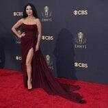 Catherine Zeta-Jones en la alfombra roja de los Emmy 2021