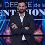 Suso Álvarez en el primer debate de 'La última tentación'