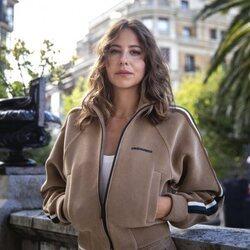 Irene Escolar en la 69 edición del Festival de Cine de San Sebastián