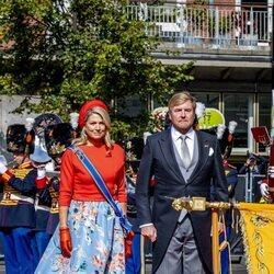 Guillermo Alejandro y Máxima de Holanda en el Prinsjesdag 2021