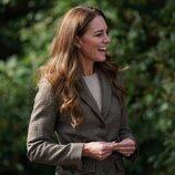 Kate Middleton en su visita al RAF Air Cadets' Windermere Adventure Training Centre de Cumbriaç