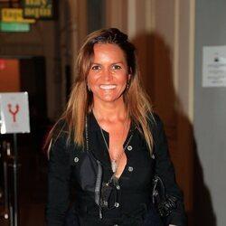 Marta López en la despedida de soltera de Anabel Pantoja