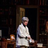 Concha Velasco en su última función de 'La Habitación de María'