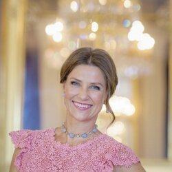 Marta Luisa de Noruega en su 50 cumpleaños