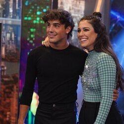 Óscar Casas y Blanca Suárez, juntos en 'El Hormiguero'