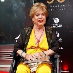 María Jiménez en los Premios Chicote 2021