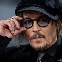 Johnny Depp en la entrega del Premio Donostia 2021 en el Festival de Cine de San Sebastián 2021