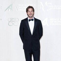 Gaspard Ulliel en la Gala por la Salud Planetaria de Monte-Carlo 2021