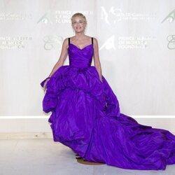 Sharon Stone en la Gala por la Salud Planetaria de Monte-Carlo 2021