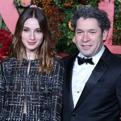 María Valverde acompaña a Gustavo Dudamel en su debut como director en la ópera Garnier de París
