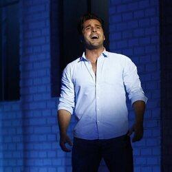 David Bustamante en el musical de 'Ghost'