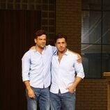 David Bustamante y Ricky Merino, protagonistas alternos de 'Ghost'
