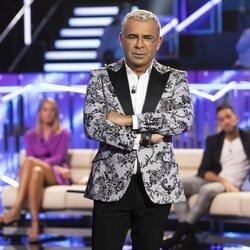 Jorge Javier Vázquez presentando la gala 3 de 'Secret Story'
