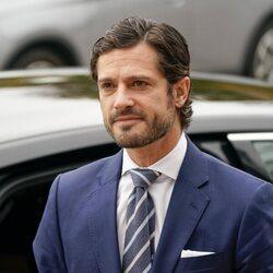 Carlos Felipe de Suecia en Karlskrona